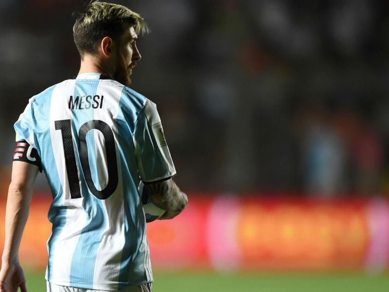 Argentine, Messi grand seigneur