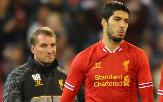 'Liverpool bigger than any individual' - Rodgers upbeat despite Suarez sale