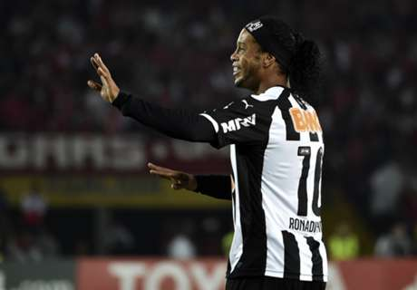 Ronaldinho Tutup Peluang Pensiun
