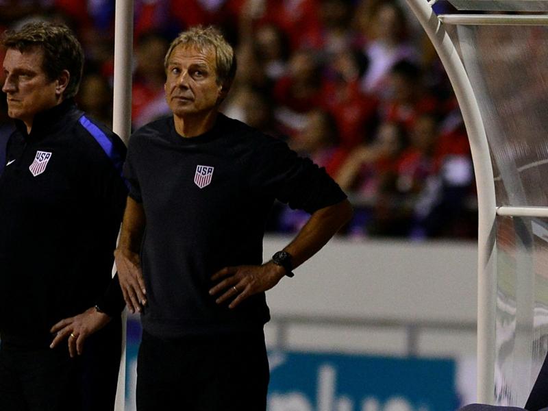 Shellacked in San Jose: Why Jurgen Klinsmann's job should be in jeopardy