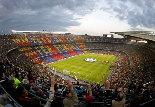 Barcelona Ultras Attack Club Security Guard In Munich - Report
