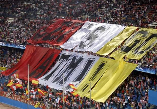 Hinchas radicales del Atlético amenazan con viajar a Bilbao