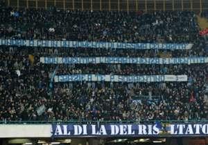 I tifosi del Napoli non hanno gradito la sconfitta in Europa League contro lo Young Boys