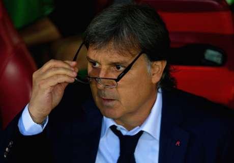 Argentine, Tata Martino nommé sélectionneur