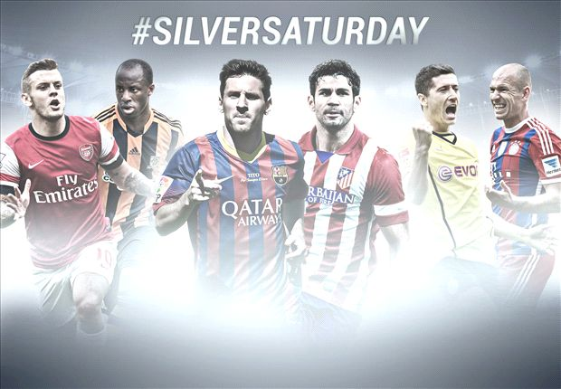 Silver Saturday: European season reaches its climax as Arsenal, Barcelona & Bayern fight for glory