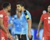 Uruguay, sin Suárez ni Muslera ante Brasil