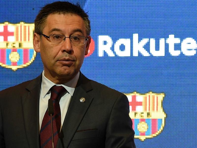 """Barça, Bartomeu : """"Un défi passionnant pour Valverde"""""""