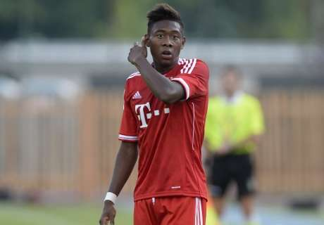 Transfer Talk: Madrid in for Alaba