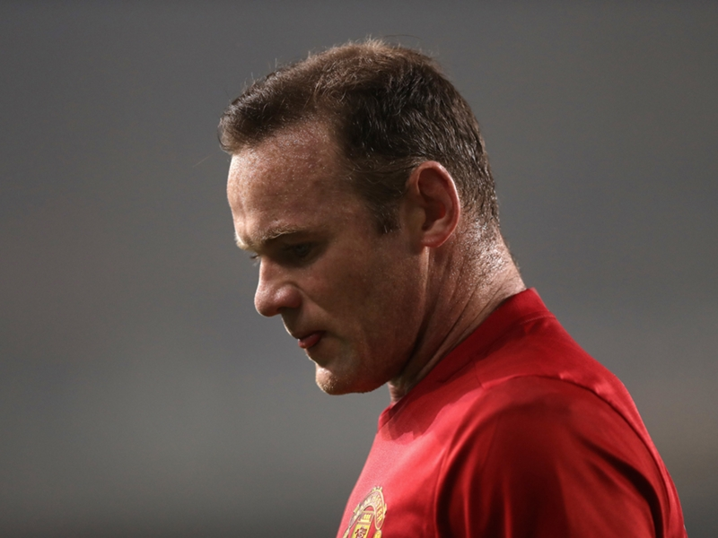 Rooney didn't let anyone down, he was let down by the smartphone assassins