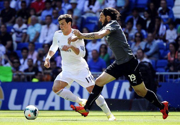 Gareth Bale le dio la última victoria en Liga a los blancos