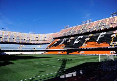 Valencia condemn violent fans