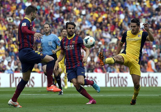 Atletico Madrid star Koke 'proud' of Barcelona interest