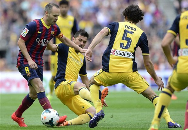 'We have failed' - Iniesta rues missed chances as Barcelona lose title to Atletico Madrid