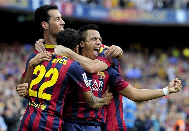 Juventus want Barcelona's Alexis Sanchez - Marotta