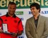 Barovero, Cardona y Carlos Sánchez, entre nominados para Mejor de América