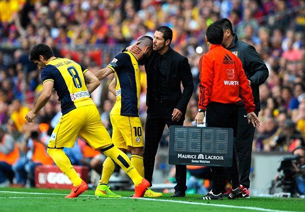 Arda Turán fue sustituido por Adrián en el Camp Nou