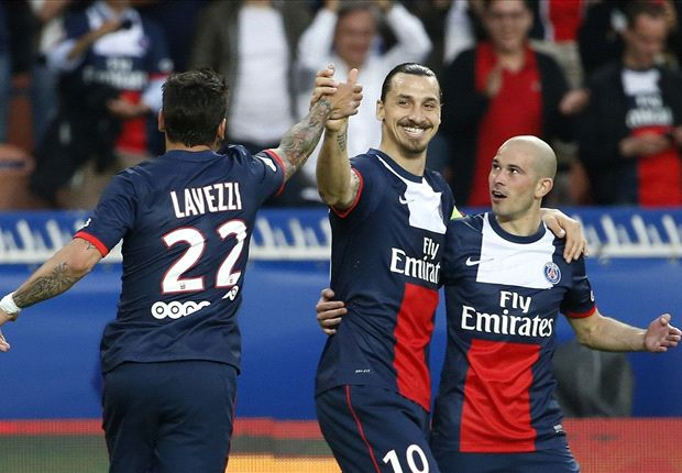 Laporan Pertandingan: Paris Saint-Germain 3-0 Montpellier