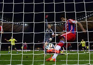 Mit der Torlinientechnologie wäre das Pokalfinale 2014 womöglich an Dortmund gegangen