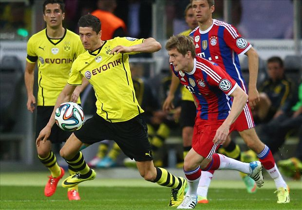 Lewandowski: I'm going to Bayern to win titles