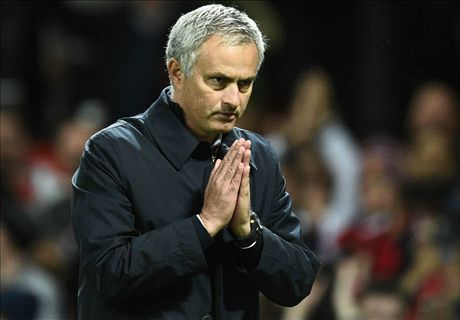 Mourinho: I had to beg Madrid to leave