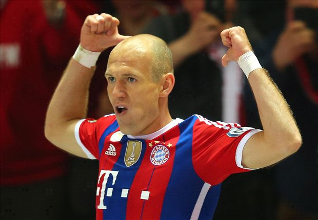 Robben should have played for Manchester United - Ferdinand