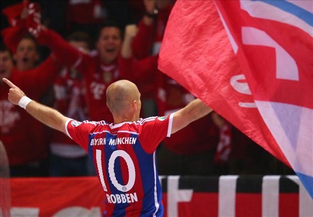 Borussia Dortmund 0-2 Bayern Munich (AET): Robben and Muller secure brilliant domestic double for Guardiola's men