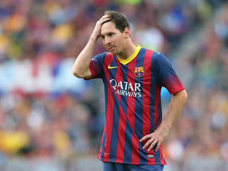 Barça, Luis Enrique veut placer Messi en 10