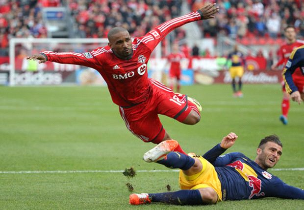 Toronto FC 2-0 New York Red Bulls: Englishmen delight for Toronto