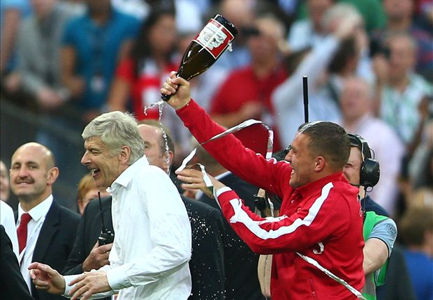 Wenger: FA Cup win the most important of my Arsenal career