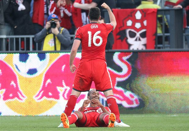 Orr proving valuable all over the field for Toronto FC