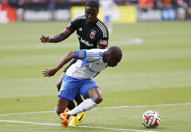 D.C. United 1-1 Montreal Impact: Johnson finally finds the net to save point