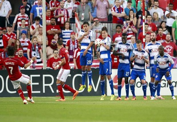 FC Dallas 1-1 Chivas USA: Castillo equalizer erases Delgado dream