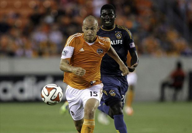 Houston Dynamo 1-0 LA Galaxy: Barnes goal the difference