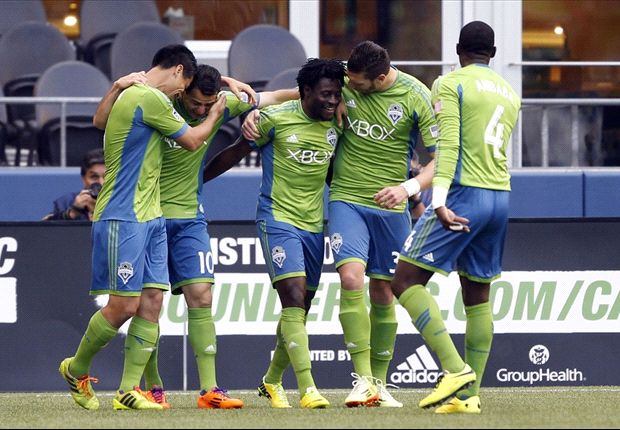 Seattle Sounders 1-0 San Jose Earthquakes: Martins scores stunner