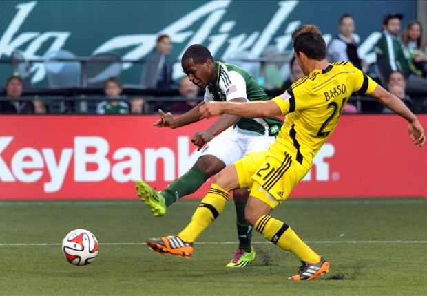 Portland Timbers 3-3 Columbus Crew: Ten-man Portland fights back for draw