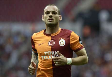 Gala: We scared off Sneijder suitors
