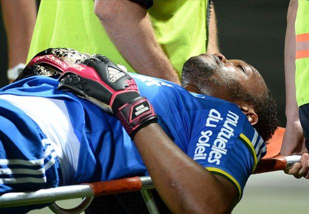 Mandanda había sido convocado por Deschamps como el segundo arquero de la Selección francesa.