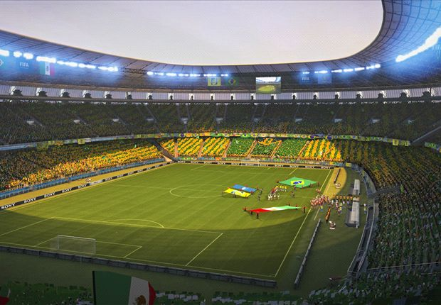 EA Sports 2014 Fifa World Cup Brazil adds to the festivities