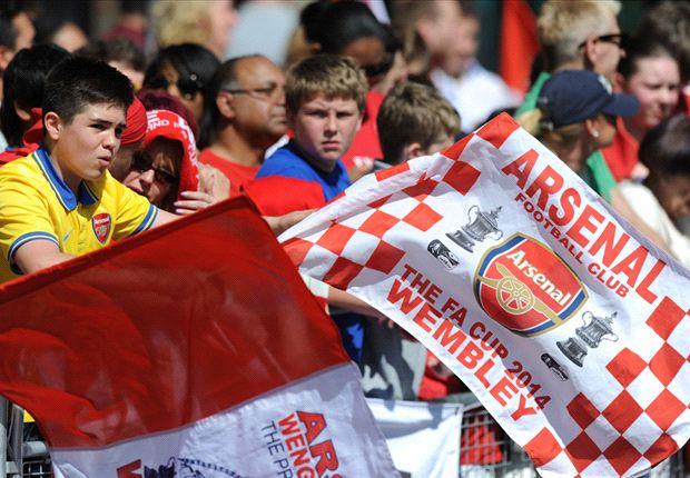 Die Arsenal-Fans können sich auf ein neues Talent freuen