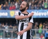 Allegri: Higuain not suffering