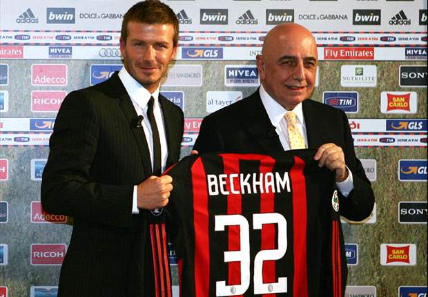 Resurrecting the Champion: When Beckham