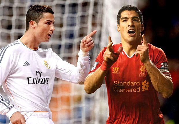 'Ronaldo and Messi worse than Suarez'