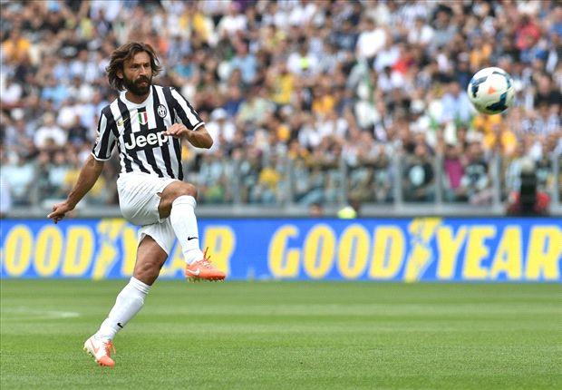 Juventus success hard to repeat - Pirlo