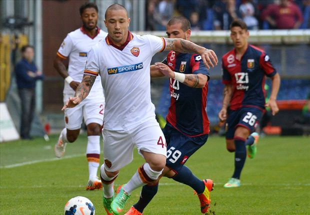 Genoa 1-0 Roma: Fetfatzidis ensures miserable season's end for Giallorossi