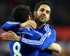 Conte reassures Oscar and Fabregas