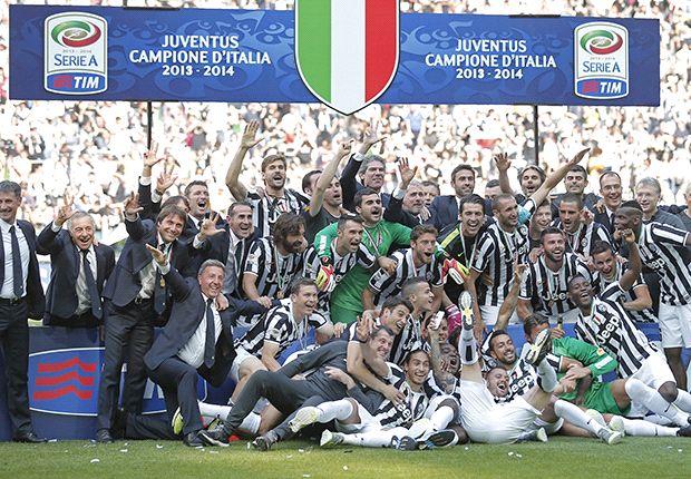 Parte la sfida alla Juventus campione in carica
