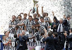 Juventus tercatat sebagai klub tersukses di Italia.