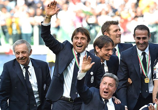 People will remember this Juventus for years - Conte