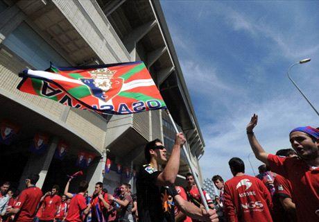 Liga Adelante: Sabadell 2-2 Osasuna