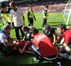 Fans injured in Osasuna incident